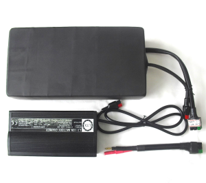 50.4V 17.2Ah Heat Shrink Ebike Battery Pack