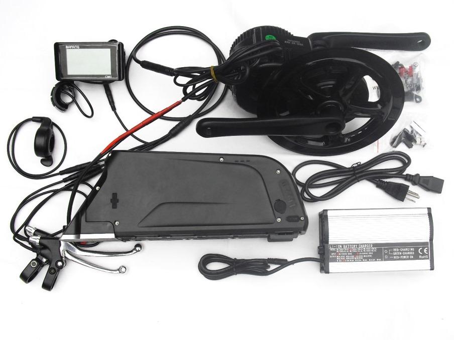 eBike battery, motors and Electric Bike kits | EM3ev