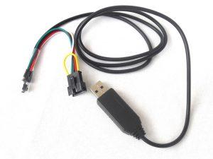 EB3 Infineon Program Cable