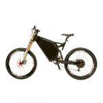 EEB Full Suspension E-Bike Frame