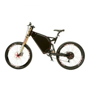 EEB Full Suspension E-Bike Frame