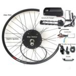 Upgrade Mac Ebike Kit with 47/50V (40A Max) Battery Option