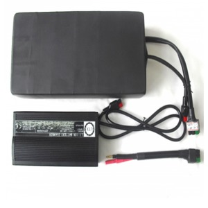 50V (14S8P) Rectangle Battery Pack