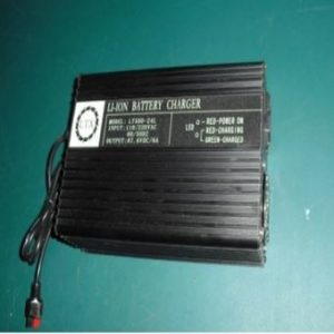 87.6V 6A Alloy Case Charger