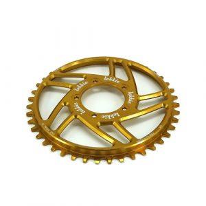 Lekkie 42T BBS01-02 Bling Ring In Gold