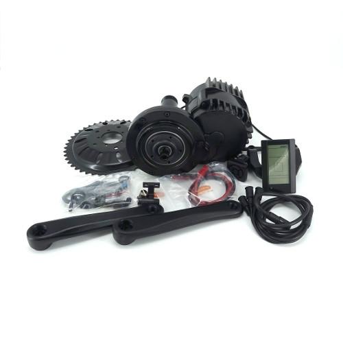Bafang 48V 1000W BBSHD Ebike Kit (~1500W max) Mid Drive Kit