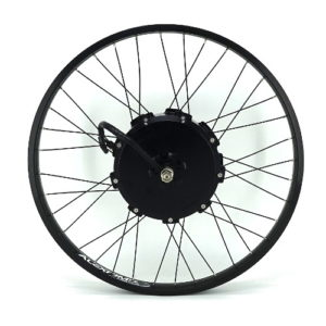 Crystalyte Crown Hub Motor Ebike Kit With Battery Option