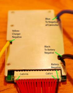 Battery Test Procedure BMS
