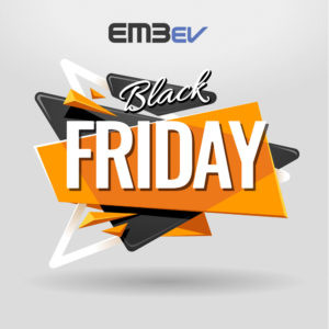 EM3ev Black Friday Battery Sale